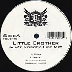 "Little Brother - Ain't Nobody Like Me 12"" Single"