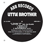 "Little Brother - Lovin' It 12"" Single"