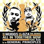 "DJ Muggs vs. GZA - All In Together 12"" Single"