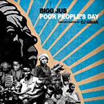 Bigg Jus - Poor People's Day (used) CD