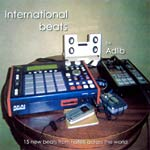 Adlib (Thavius Beck) - International Beats CDR