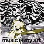 Various Artists - HVW8:  Music Is My Art 2xCD