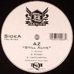 """AZ - Still Alive 12"""" Single"""