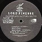 "Lord Finesse - Game Plan 12"" Single"