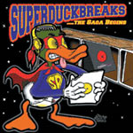 Turntablist - Super Duck Breaks LP