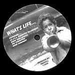 "Dashiell - What's Life 7"" Single"