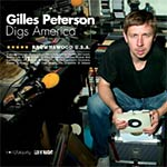 Various Artists - Gilles Peterson Digs... CD
