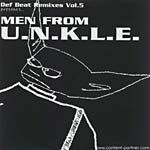 Unkle - Def Beat Remixes v.5 2xLP