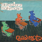 "Quasimoto - Microphone Mathematics 12"" Single"