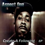 Aspect One - Create a Following CD EP