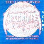 Various Artists - Curbserver Mix Show vol.1 CDR