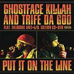 Ghostface Killah - Put It On The Line CD+DVD