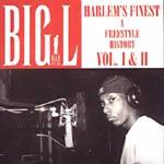 Big L - Harlem's Finest vols. 1&2 CDR