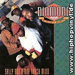"Diamond D - Sally Got a One Track.. 12"" Single"