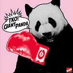 "Giant Panda - T.K.O. 12"" Single"
