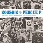 "Koushik & Percee P - Cold Beats 12"" Single"