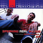 7L & Esoteric - Speaking Real Words CD EP