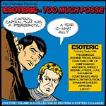 Esoteric - Too Much Posse CD