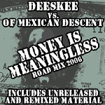 Deeskee vs. OMD - Money Is Meaningless CDR