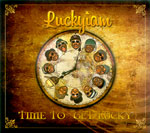 Luckyiam (PSC) - Time To Get Lucky CD