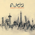 RJD2 - Magnificent City Instrumentals CD