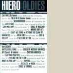 Hieroglyphics - Hiero Oldies Volume One Cassette