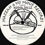 "Kosha Dillz - Kosha Dillz 12"" Single"