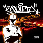 Equipto - Behind the Rhyme CD