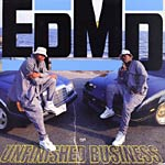 EPMD - Unfinished Business CD