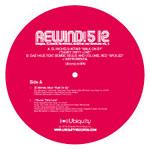 "Various Artists - Rewind! Vol. 5 Sampler 12"" Single"