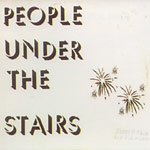 People Under The Stairs - The Stepfather 2xLP
