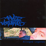 DJ Moves & Birdapres - Alleged Legends CD