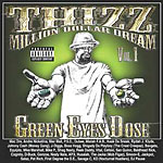 Various Artists - Thizz: Green Eyes Dose CD
