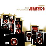 "Jurassic 5 - The Influence 12"" Single"