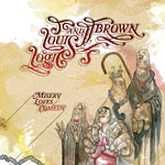 Louis Logic & JJ Brown - Misery Loves Comedy CD
