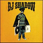 DJ Shadow - The Outsider CD