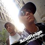 Acid Reign - Time & Change CD