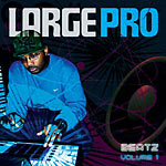 Large Pro - Beatz vol. 1 CD