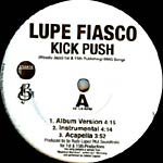 "Lupe Fiasco - Kick Push 12"" Single"