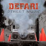 Defari - Street Music CD