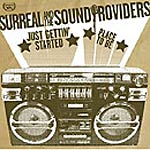 "Surreal & Sound Providers - Just Getting Started 12"" Single"