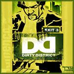 BR Gunna (Slum Village) - Dirty District v.3 CD+DVD