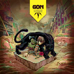 Gon - Consider Violence CD