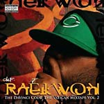 Raekwon - DaVinci Code: Vatican v.2 CD