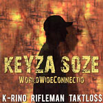 "Keyza Soze - WorldWideConnectid 7"" Single"