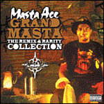 Masta Ace - Grand Masta: Remix Coll. CD