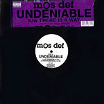 "Mos Def - Undeniable 12"" Single"