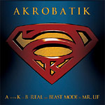 "Akrobatik - A to the K 12"" Single"