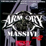 B-Boy Mafia - Armory Massive Part 2 CDR
