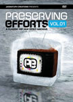 Various Artists - Preserving Efforts vol. 1 DVD